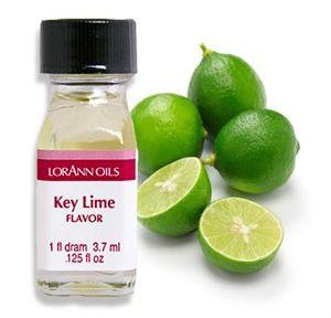 1 Dram Lorann - Key Lime