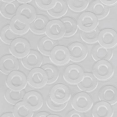 Impression Mat - Overlapping circles (4)