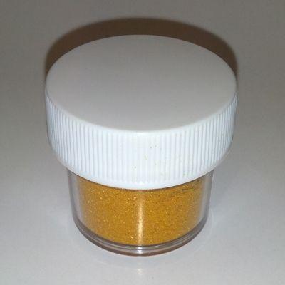 4.5g Fine Glitter Dust Met Gold