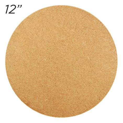 "Masonite Cake Board 12"" Round"