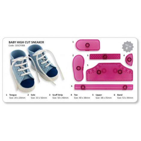 Baby High Cut Sneaker