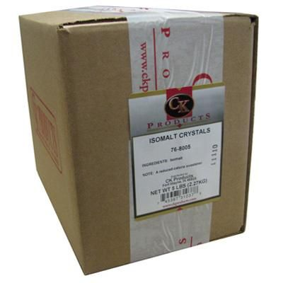 Isomalt Crystals 5# Box