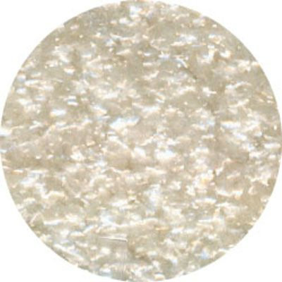 1/4 oz Edible Glitter - White