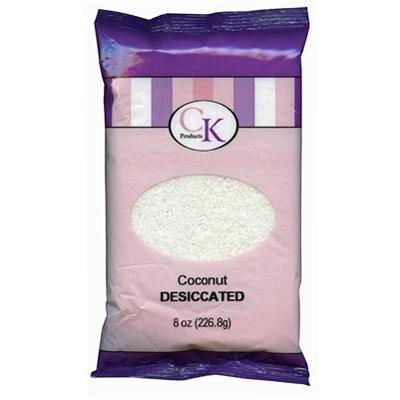Desiccated Mac Coconut 8 Oz