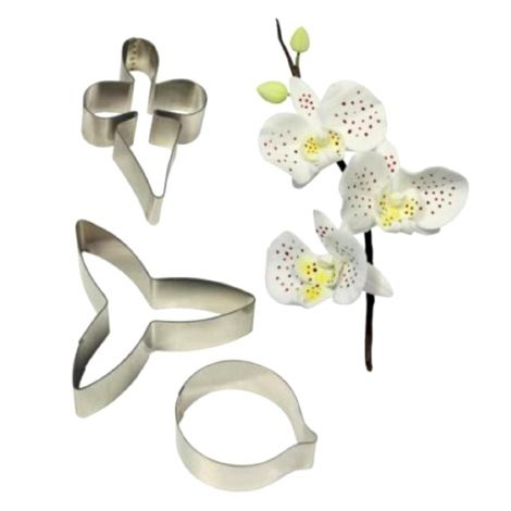 PME Moth Orchid Cutter Set