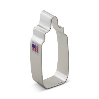 Cookie Cutter Baby Bottle 3.875""