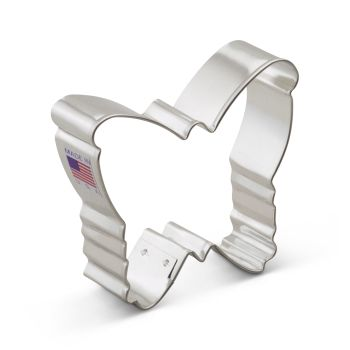 Cookie Cutter Butterfly 3.25""