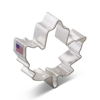 Cookie Cutter Maple Leaf 3.25""