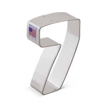 Cookie Cutter Number # 7