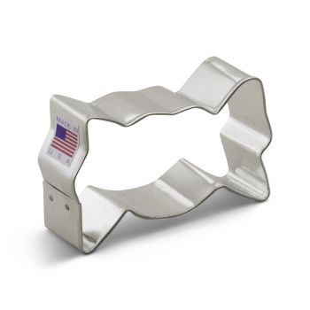 Cookie Cutter Wrapped Candy