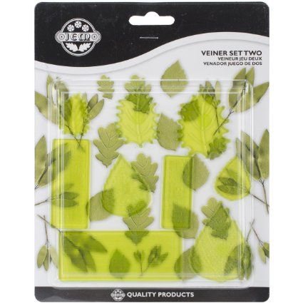 JEM Leaf Veiner Set 2