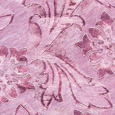 Poly Foil Wrap - Pink