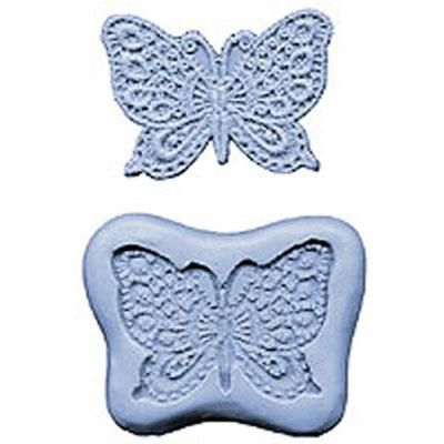 """Silicone Mold - 2 3/4"""" Butterfly"""