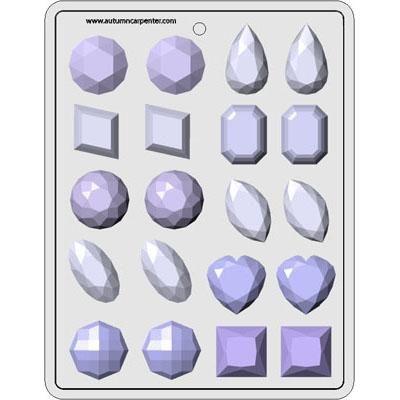 """Gems Assortment 1-1/2"""""""