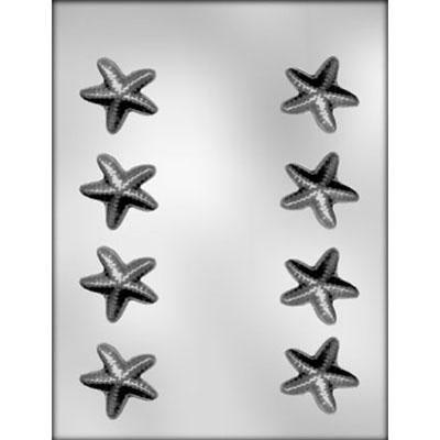 """1-1/2"""" Starfish Choc Mold"""