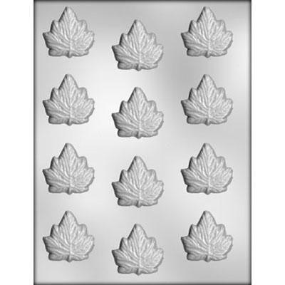 "1-3/4"" Maple Leaf Choc Mold"
