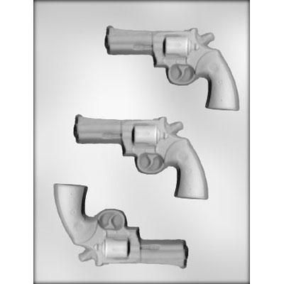 "4-3/8"" Gun Choc Mold"