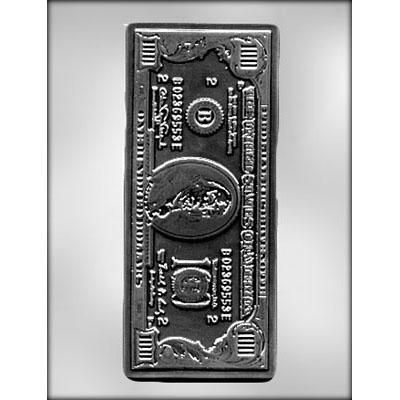 "8-3/4"" $100 Bill Choc Mold"