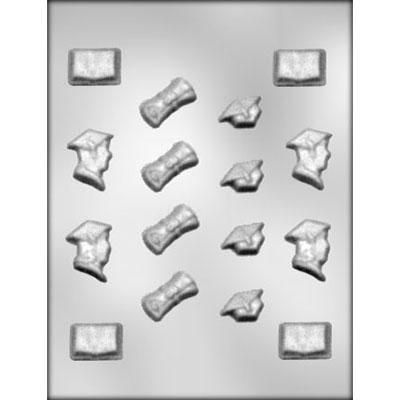 Grad Assortment Choc Mold