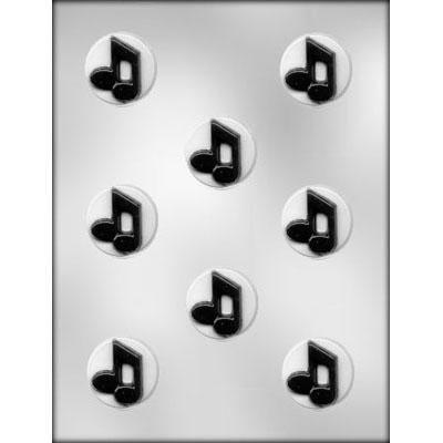 Music Note Mint Choc Mold
