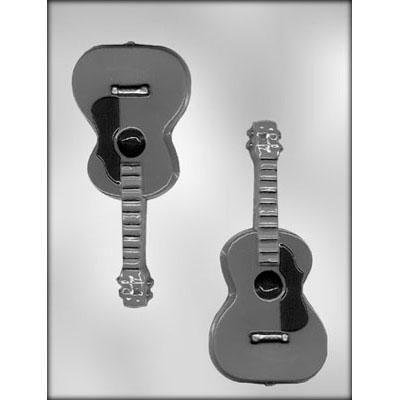 Guitar Choc Mold