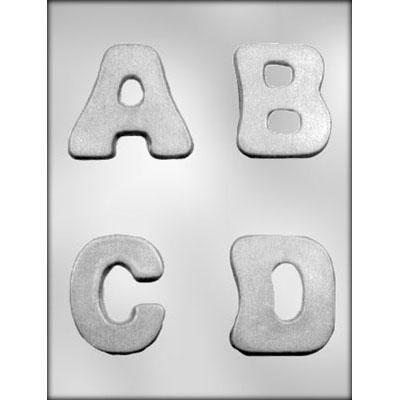 "2-3/4"" A-B-C-D Choc Mold"