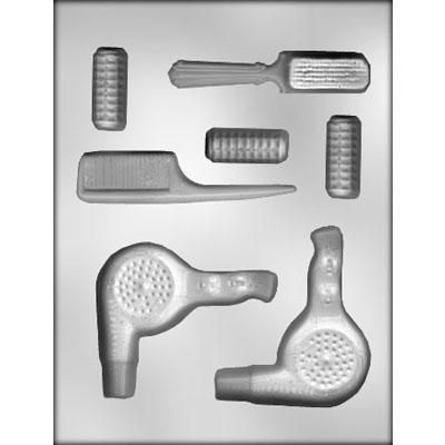 Hair Stylist Tool Choc Mold