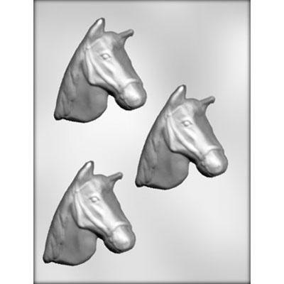 "3-5/8"" Horsehead Choc Mold"