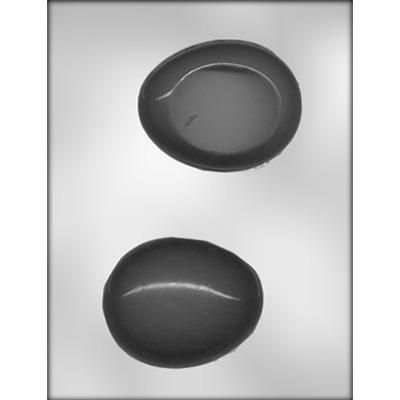 "4"" Panoramic Egg-3D Choc Mold"
