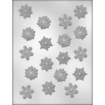 "1-1/4"" Snowflake Choc Mold"