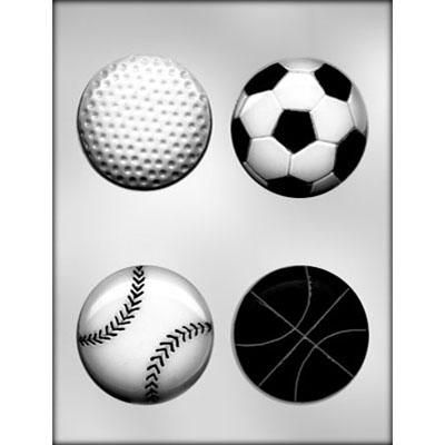 """3"""" Sport Box Lid Only Choc Mold"""