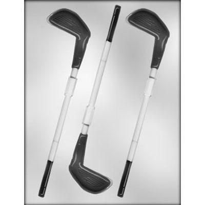 "2-1/4"" Golf Club Choc Mold"