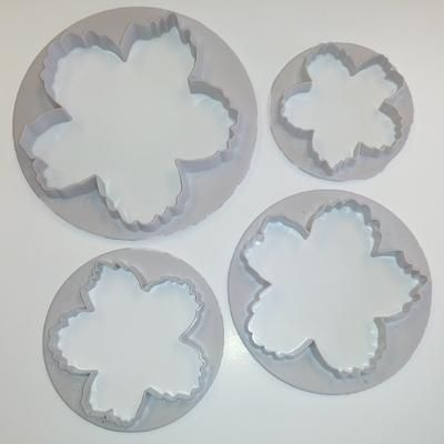 Quickie Peony Cutter Set/4