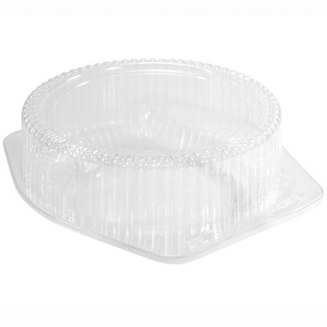 "8"" Deep Pie Container, 6 ct"