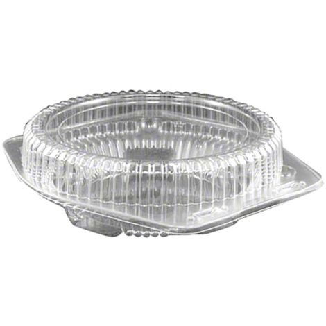 "8"" Shallow Pie Container, 6 ct"