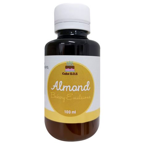 Almond Emulsion, 100 ml