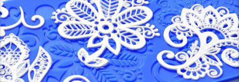 Bebe Silicone Lace Mat