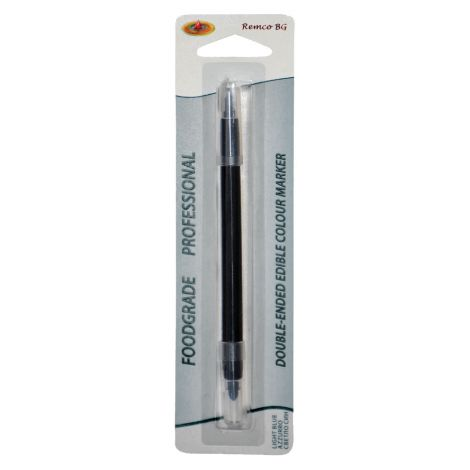Decorating Pen Double Ended - Black