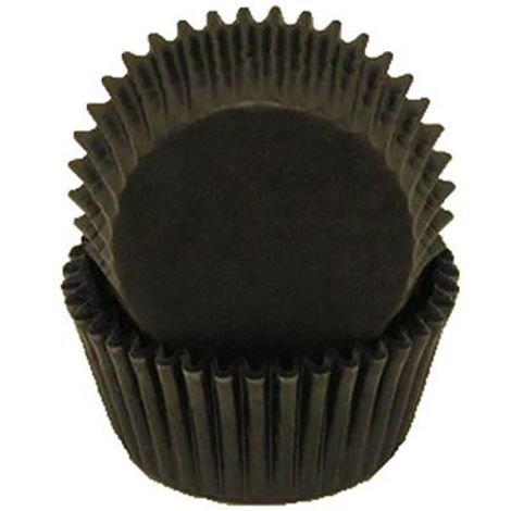 Black Baking Cups, 500 ct