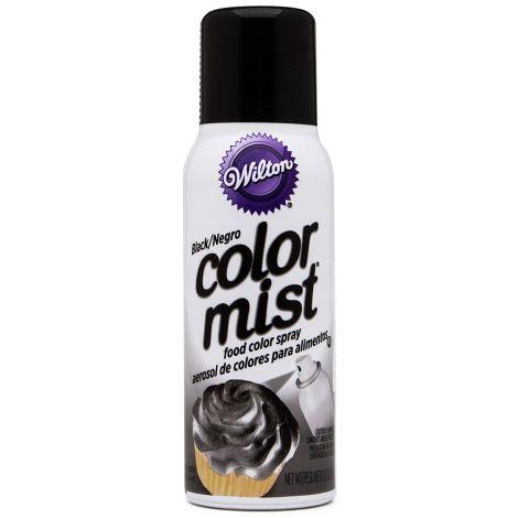 Black Color Mist