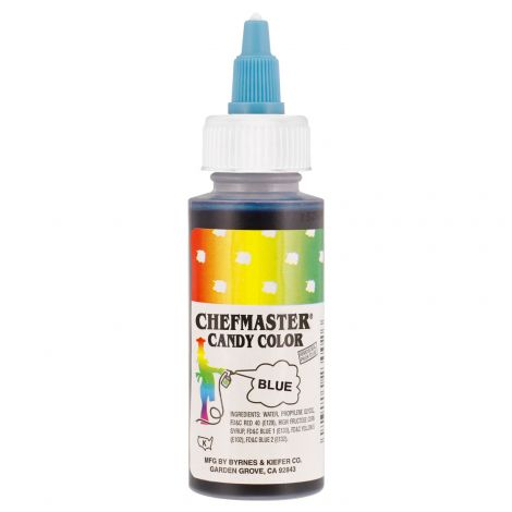 Liquid Candy Color Blue - 2 oz.