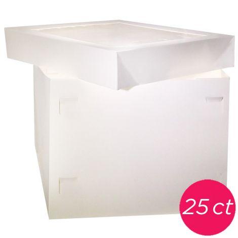 12x12x10 Box Window 2 pieces, 25 ct