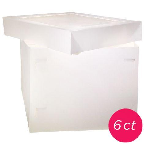12x12x10 Box Window 2 pieces, 6 ct
