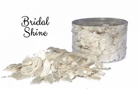 Edible Flakes - Bridal Shine