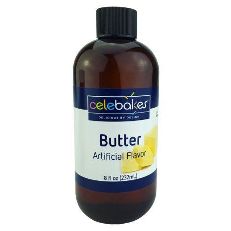 8 oz Butter Flavor