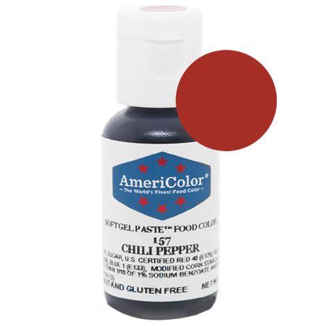 Americolor Chili Pepper 3/4 oz