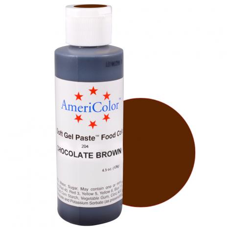 Americolor 4.5 oz Chocolate Brown