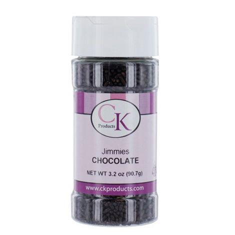 3.2 oz Jimmies - Chocolate