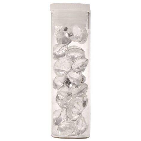 Edible Diamonds - Clear 6 mm