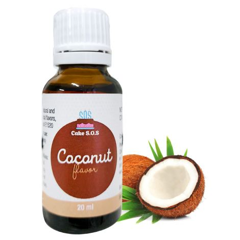 Coconut Flavor, 20 ml